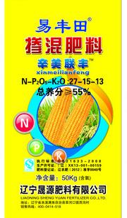 辛美联丰高氮常规肥料