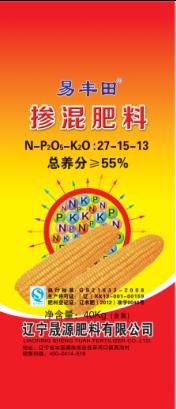 易丰田高氮常规肥料